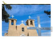 San Francisco De Asis Mission Church Carry-all Pouch