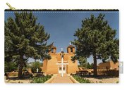 San Francisco De Assisi Mission Church Taos New Mexico 2 Carry-all Pouch