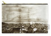 San Francisco, From Clay Street, 1855 Carry-all Pouch