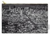 San Francisco From Twin Peaks Carry-all Pouch