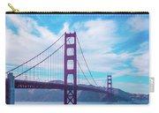 San Francisco Golden Gate Bridge Carry-all Pouch