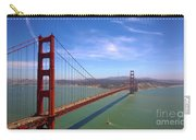 San Francisco Golden Gate Bridge Carry-all Pouch