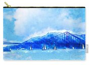 San Francisco Harbor Carry-all Pouch
