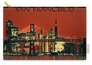 San Francisco Poster Carry-all Pouch