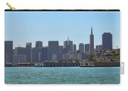 San Francisco Skyline -1 Carry-all Pouch