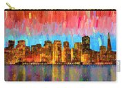 San Francisco Skyline 11 - Pa Carry-all Pouch