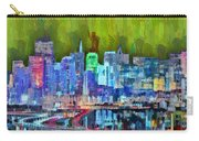 San Francisco Skyline 115 - Pa Carry-all Pouch