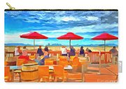 San Francisco Skyline From Alameda  Carry-all Pouch