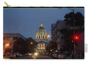San Francisgough Carry-all Pouch