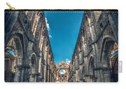 San Galgano Church Ruins In Siena - Tuscany - Italy Carry-all Pouch