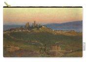 San Gimignano, 1898 Carry-all Pouch