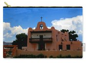 San Ildefonso Pueblo Carry-all Pouch