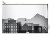 San Jose Graphic Skyline Carry-all Pouch