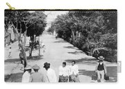 San Juan - Calle De La Princesa - Puerto Rico - C 1899 Carry-all Pouch