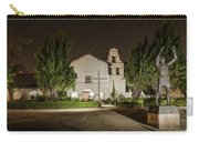 San Juan  Bautista Mission Carry-all Pouch