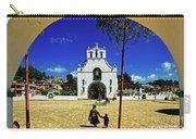 San Juan Chamula Church In Chiapas, Mexico Carry-all Pouch