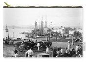 San Juan Harbor - Puerto Rico - C 1900 Carry-all Pouch