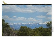San Juan Mountains Carry-all Pouch