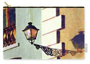 San Juan Street Lamp Carry-all Pouch