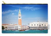 San Marco Square Waterfront Carry-all Pouch