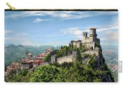 San Marino Panorama Carry-all Pouch