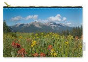 San Miguel Mountains Carry-all Pouch