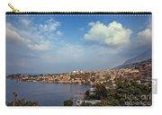 San Pedro La Laguna, Lake Atitlan, Guatemala Carry-all Pouch by Sam Antonio Photography