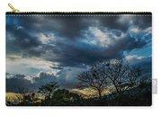 San Salvador Sunset 5 Carry-all Pouch