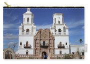 San Xavier Mission Tucson Arizona Carry-all Pouch