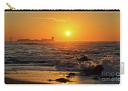 Sancti Petri Castle At Sunset San Fernando Cadiz Spain  Carry-all Pouch