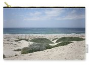Sand And Sea Carry-all Pouch by Carol Groenen