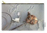 Sand And Shells Carry-all Pouch