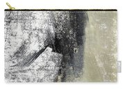 Sand And Steel- Abstract Art Carry-all Pouch