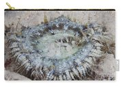 Sand Anemone, Bonaire, Caribbean Carry-all Pouch by Terry Moore