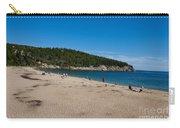 Sand Beach Acadia National Park Carry-all Pouch