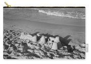 Sand Castles By The Shore Carry-all Pouch