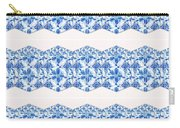 Sand Dollar Delight Pattern 4 Carry-all Pouch by Monique Faella