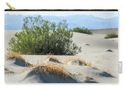 Sand Dunes, Plants, Mountains Carry-all Pouch