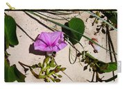 Sand Flowers Carry-all Pouch