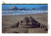 Sand Frog  Carry-all Pouch