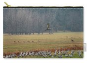 Sand Hill Crane Migration Carry-all Pouch