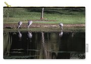 Sand Hill Cranes Dining Room Carry-all Pouch