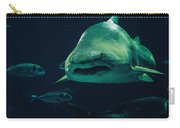 Sand Tiger Shark Carry-all Pouch