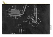 Sand Wedge Patent Carry-all Pouch