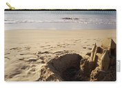 Sandcastle On The Beach, Hapuna Beach Carry-all Pouch