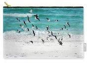 Sandestin Seagulls B Carry-all Pouch