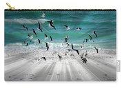 Sandestin Seagulls C Carry-all Pouch