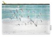 Sandestin Seagulls E Carry-all Pouch