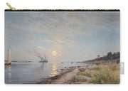 Sandhamn In The Sunset Carry-all Pouch