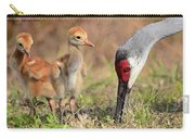 Sandhill Crane 13 Carry-all Pouch